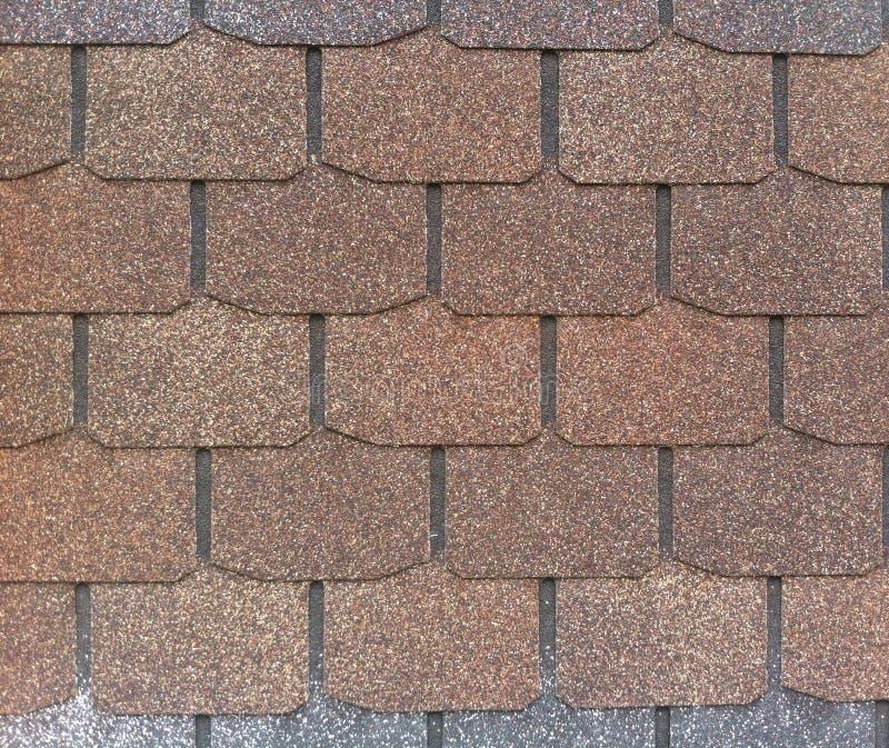 Tuile élastique et flexible Matériau de construction artificiel pour la bâche de toit Géométrique abstrait illustration libre de droits