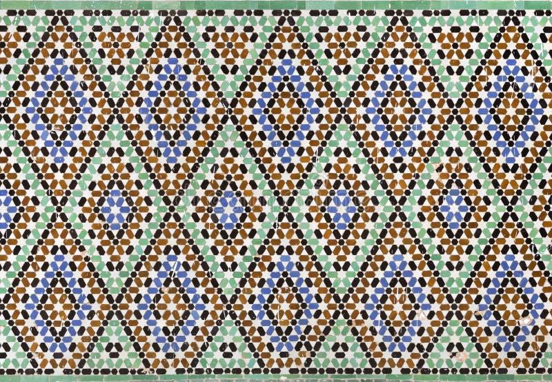 tuile de zellige de marocain photo stock image 39582145. Black Bedroom Furniture Sets. Home Design Ideas