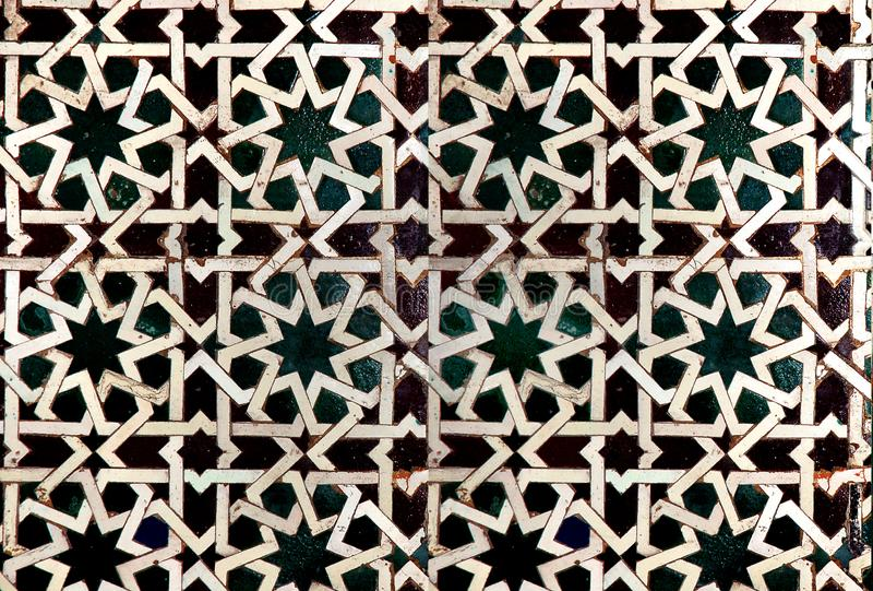 Tuile Islamique Image Stock