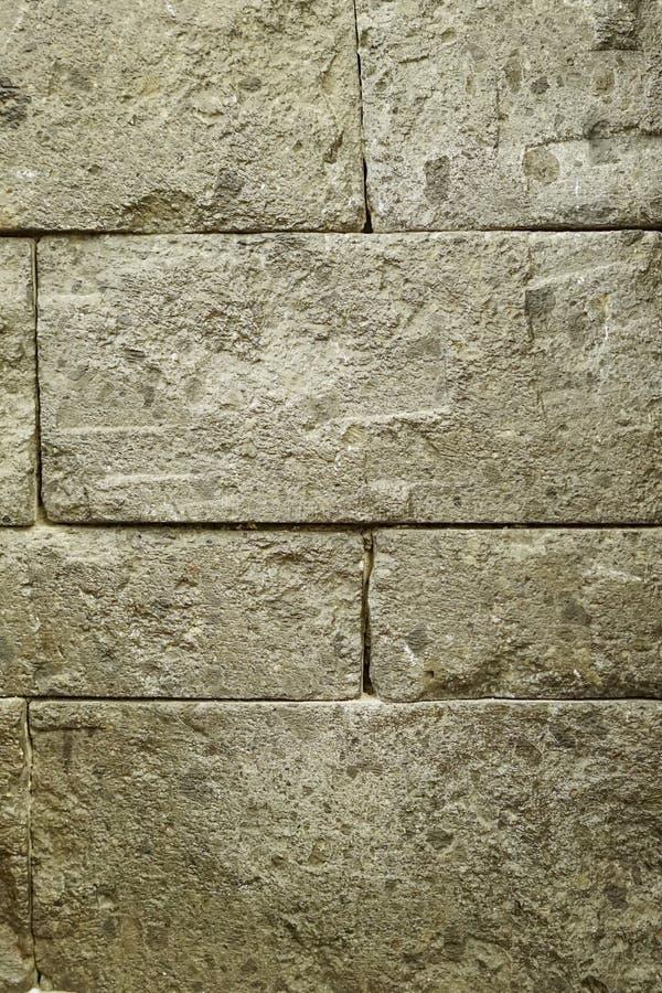 Tuiles en pierre de mur d'altitude pour l'art de mur photographie stock libre de droits