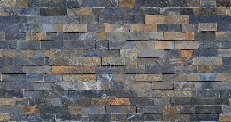 Tuiles en pierre naturelles, texture sans couture image stock