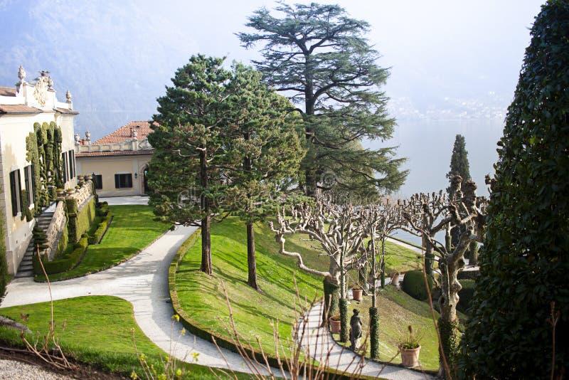 Verrassend Italiaanse klassieke villa stock foto. Afbeelding bestaande uit EZ-67