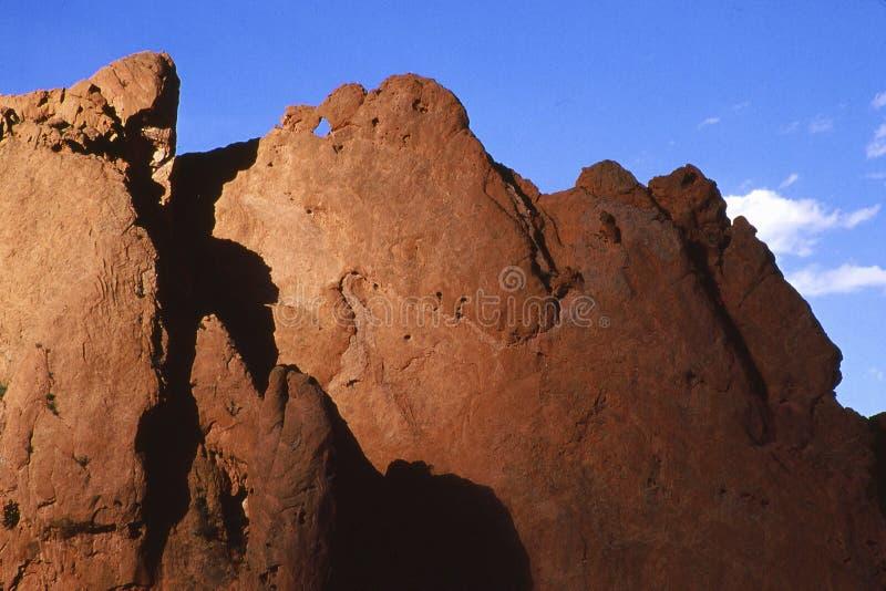 Tuin van de god-Kussende Kamelen royalty-vrije stock fotografie