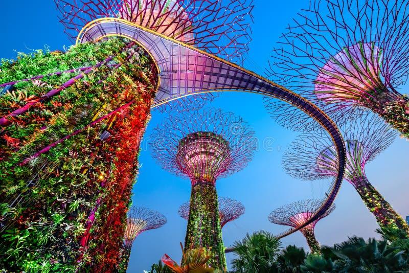 Tuinen door de baai royalty-vrije stock afbeelding