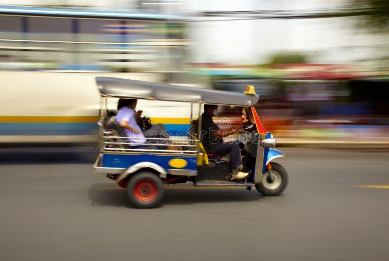 Tuktuk de Bangkok photo stock