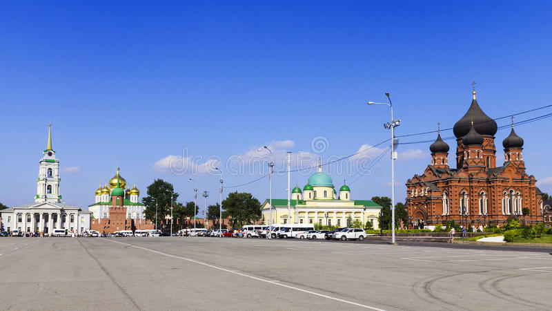 Tula, Russie images stock