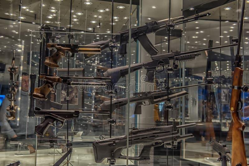 Tula stanu muzeum bronie - stary muzeum bronie w Rosja, jeden główni przyciągania Tula fotografia stock