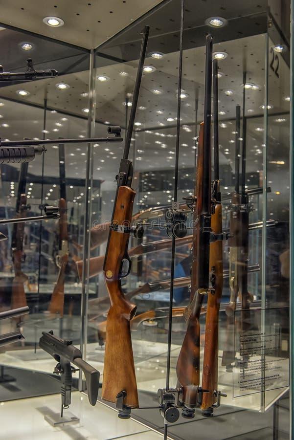 Tula stanu muzeum bronie - stary muzeum bronie w Rosja, jeden główni przyciągania Tula zdjęcie stock