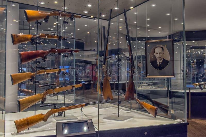 Tula stanu muzeum bronie - stary muzeum bronie w Rosja, jeden główni przyciągania Tula zdjęcia royalty free