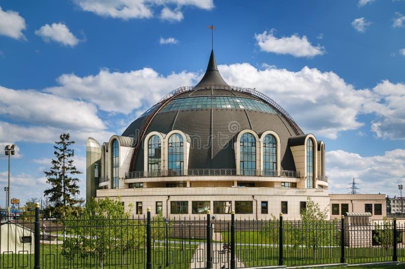 Tula State Museum van Wapens, Rusland royalty-vrije stock foto