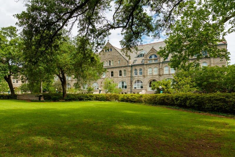 Tulane University royalty-vrije stock foto's