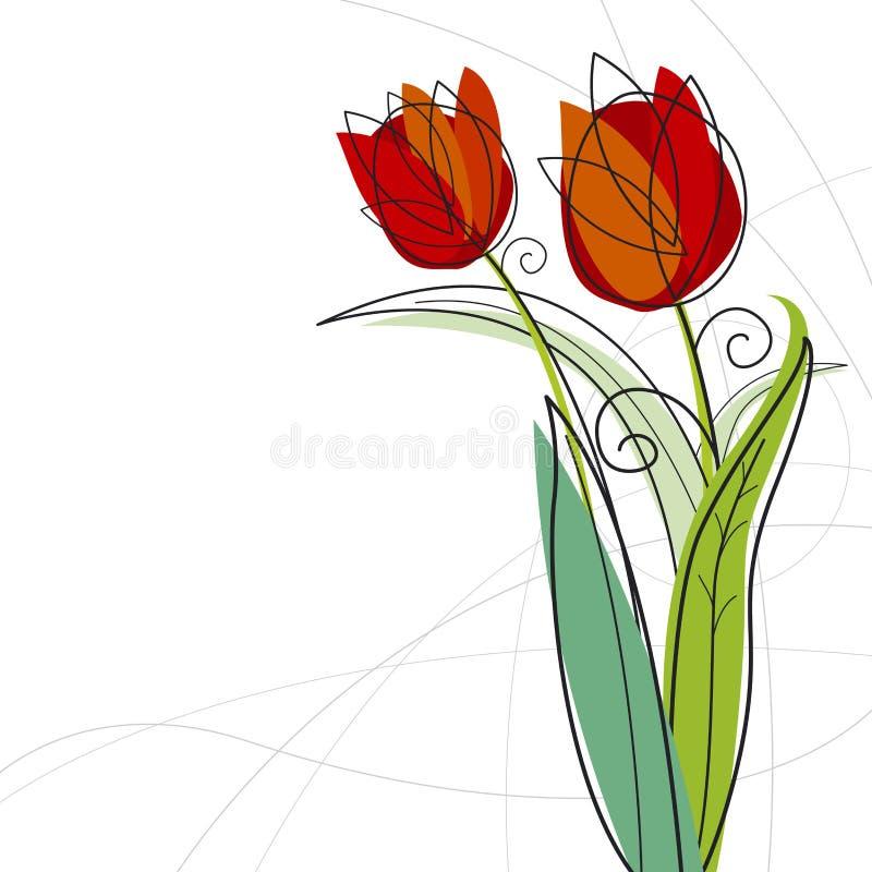 Tulip design vector illustration