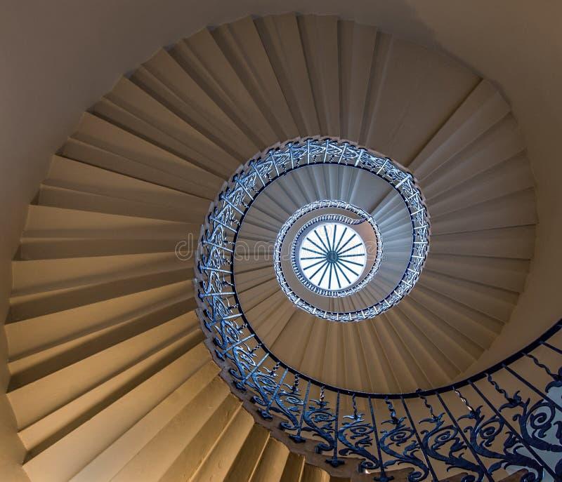 Tulip Staircase photographie stock libre de droits