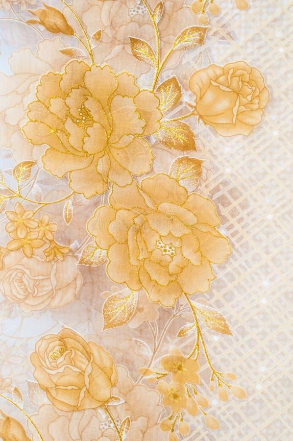 Tulle, bobine-filet, bobbinet, illusion une soie molle et fine, coton photographie stock libre de droits