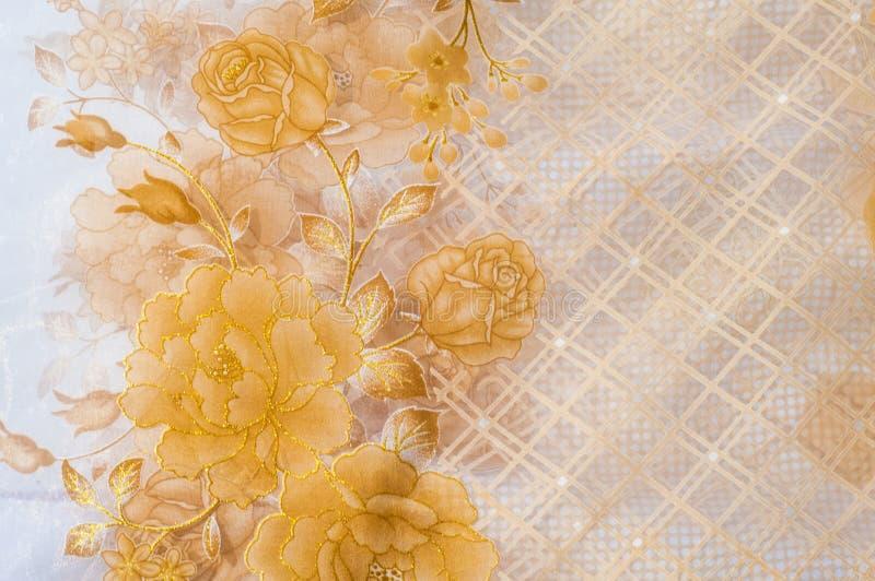 Tulle, bobine-filet, bobbinet, illusion une soie molle et fine, coton photos stock