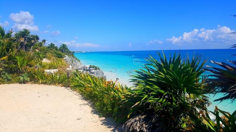 Download Tullum Mexico stock image. Image of beach, 2016, tullum - 83703129