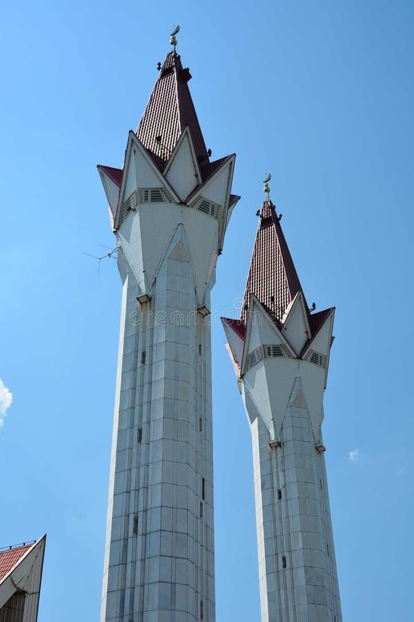Tulpan Moschee Lala stockfotografie
