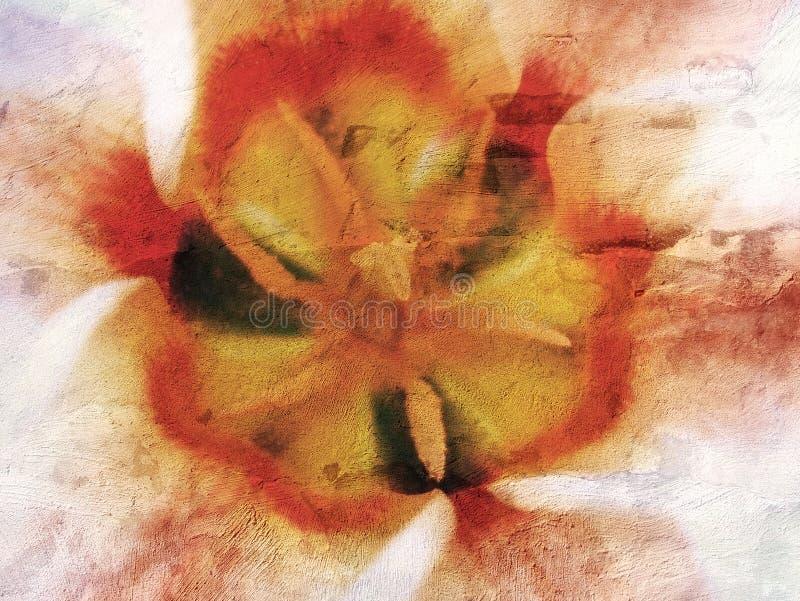 Download Tulpebeschaffenheit stockbild. Bild von antike, blüte - 26362963
