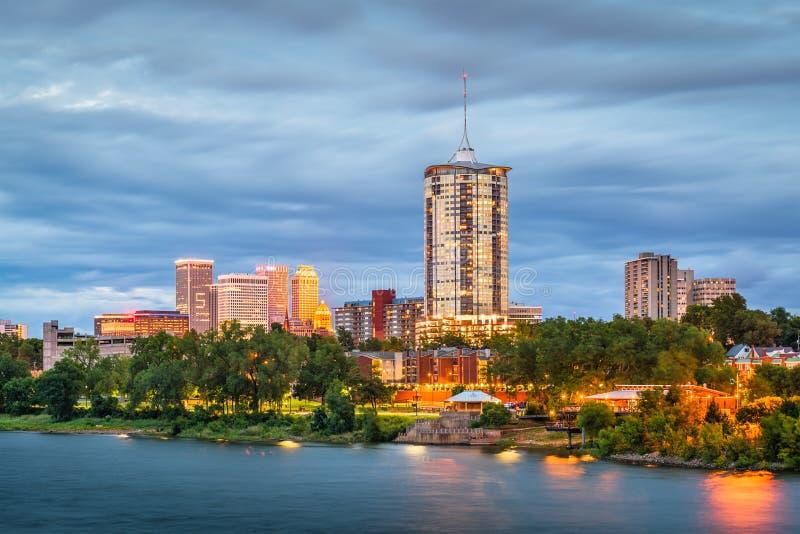 Tulsa, Oklahoma, U.S.A. fotografia stock libera da diritti