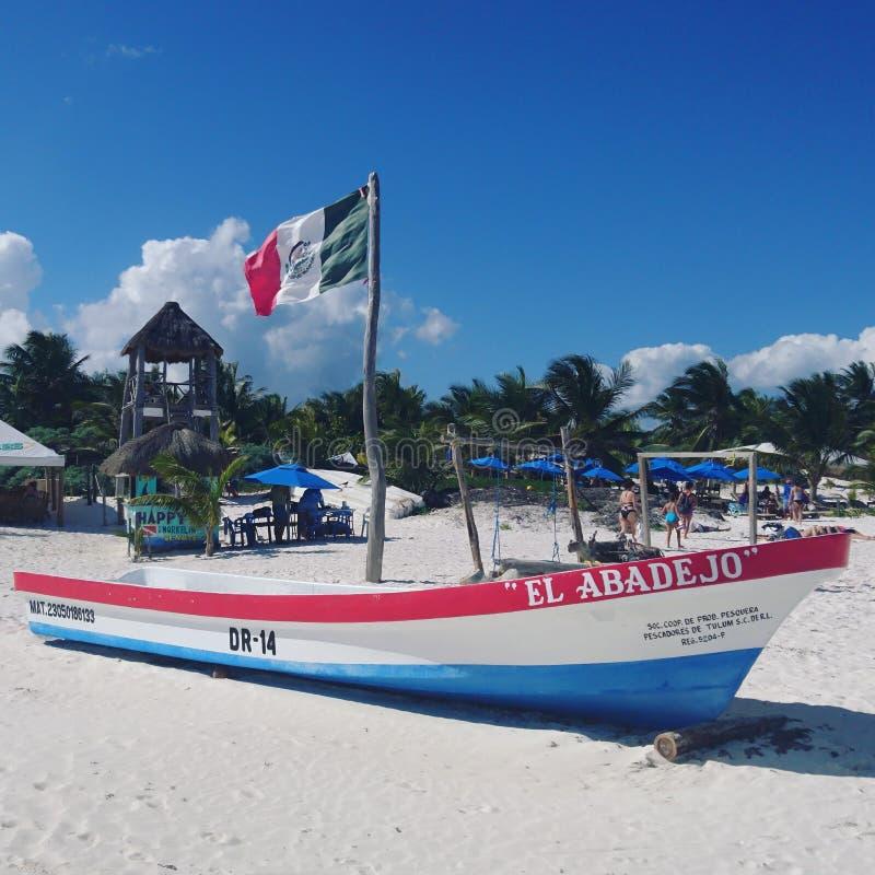 TULUM 🠇 ² 🠇 ½ Μεξικό στοκ φωτογραφία με δικαίωμα ελεύθερης χρήσης