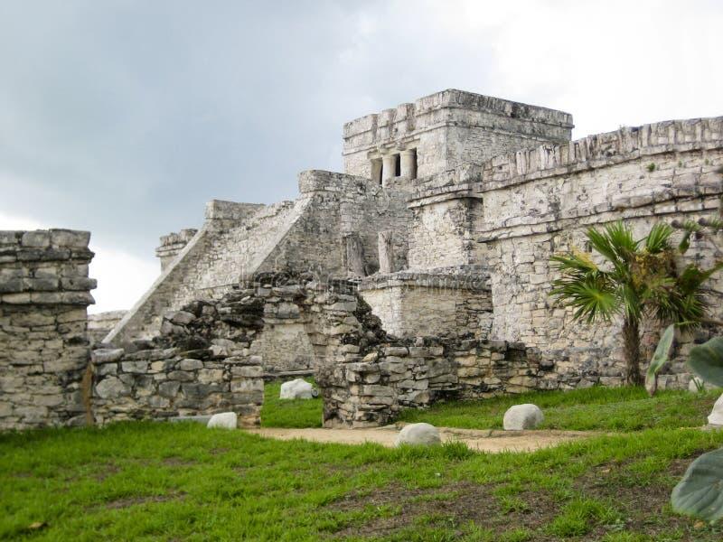 Tulum México foto de stock