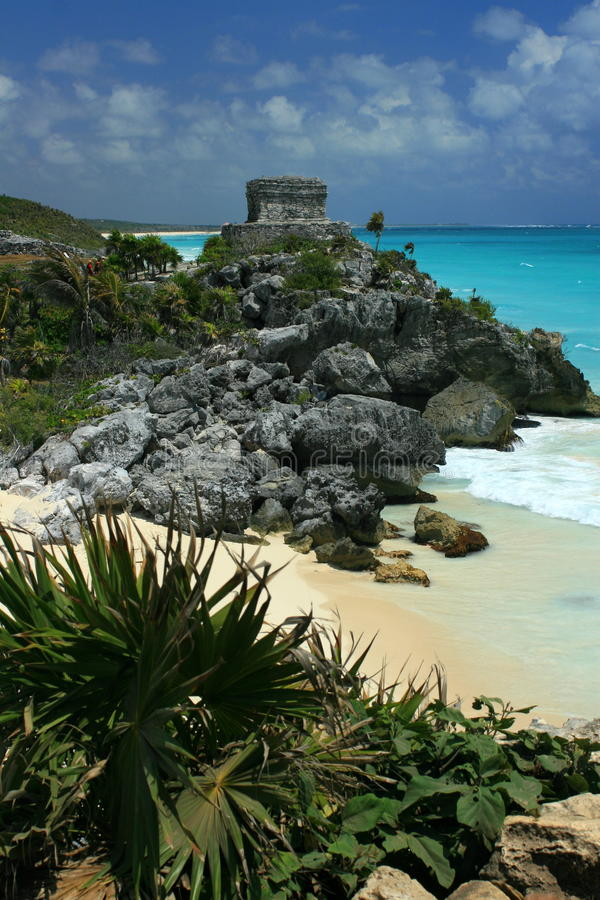 Download Tulum, Mexico stock image. Image of architecture, maya - 10769337