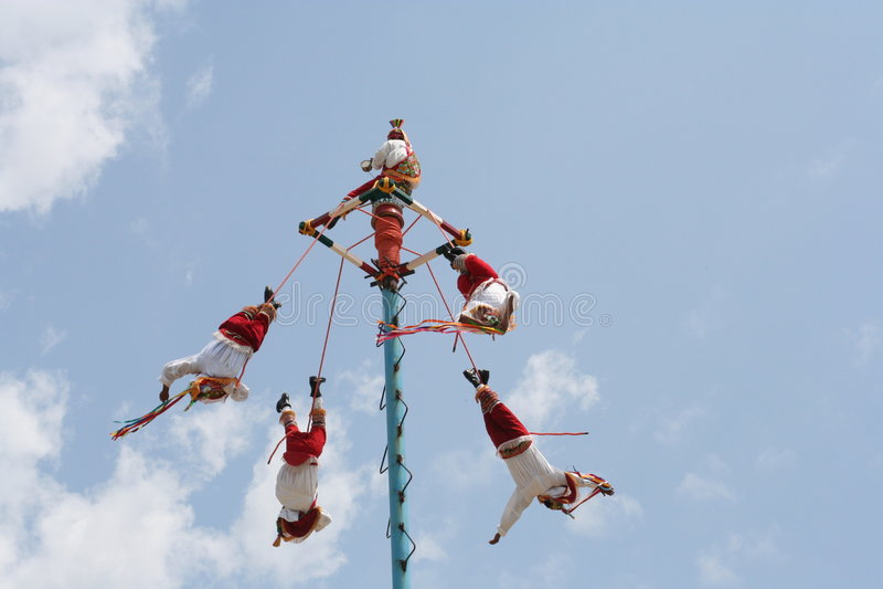 tulum rituel maya стоковая фотография