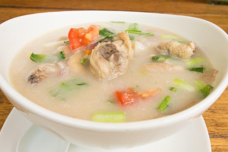 tum kha kai еды тайский стоковая фотография rf