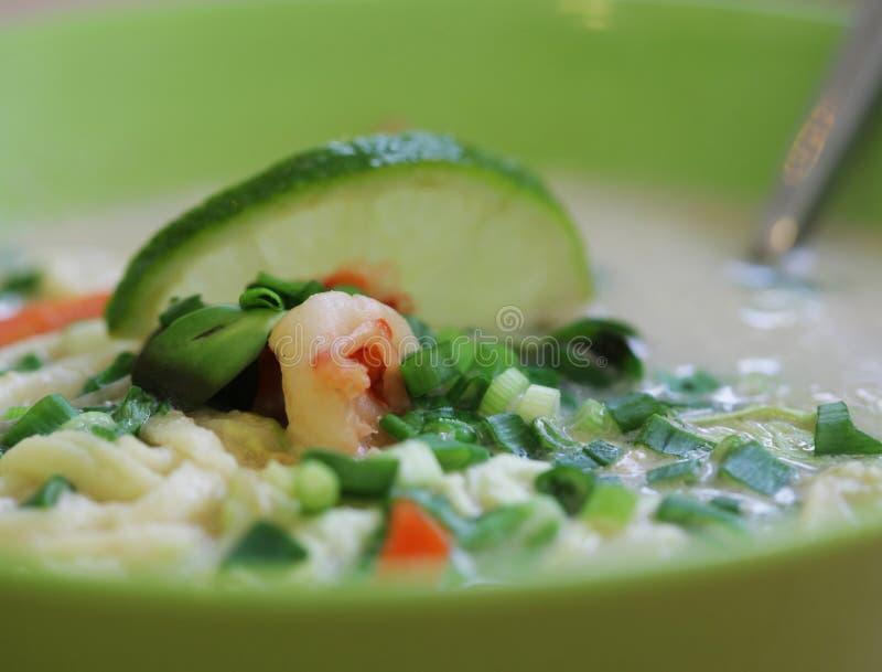tum kha kai еды тайский стоковое изображение