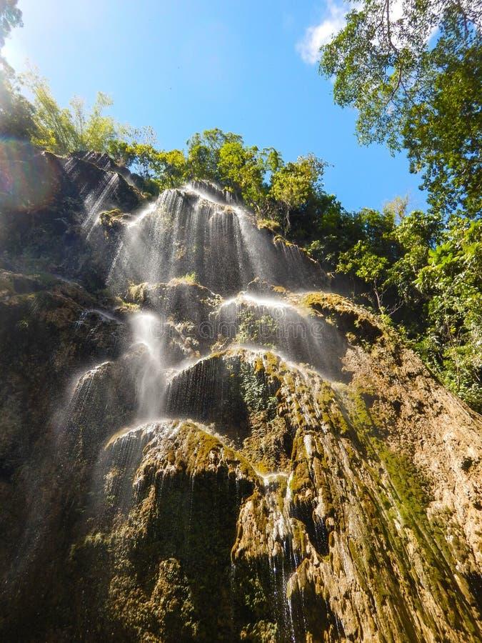 Free Tumalog Falls, Philippines, Oslob Royalty Free Stock Image - 70061286
