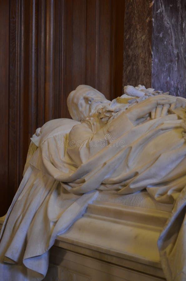 Tumba de Frederick I en la catedral de Berl?n, rey de Prusia fotografía de archivo