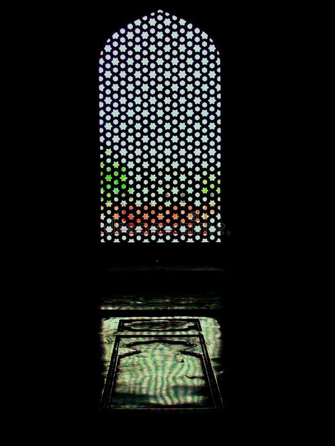 Tumba de Humayun imágenes de archivo libres de regalías