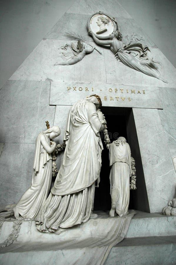 Tumba de la archiduquesa Maria #01 foto de archivo
