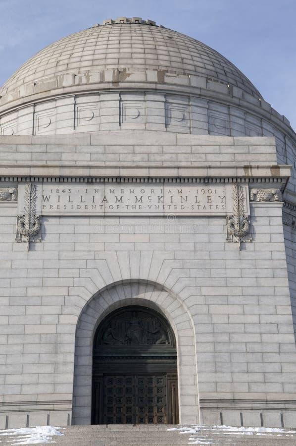 Tumba de McKinleys imágenes de archivo libres de regalías