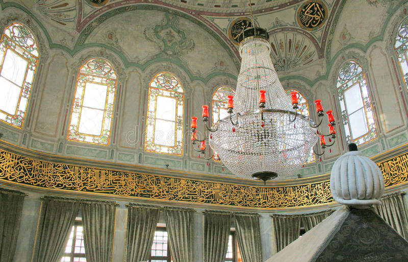 Tumba de Sultan Abdulhamid I imagenes de archivo