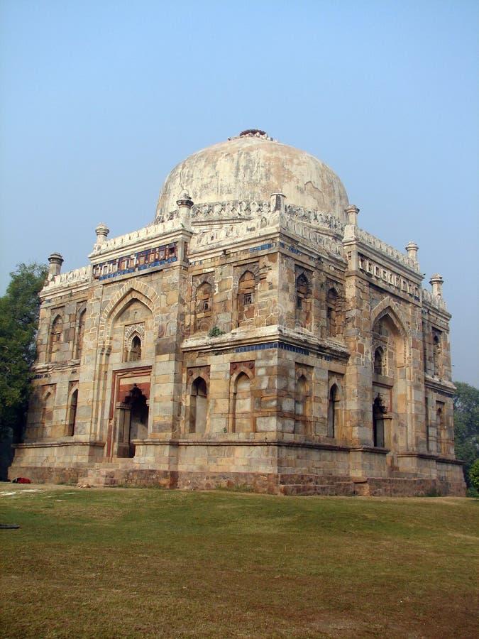 Tumba del jardín de Lodhi fotografía de archivo libre de regalías