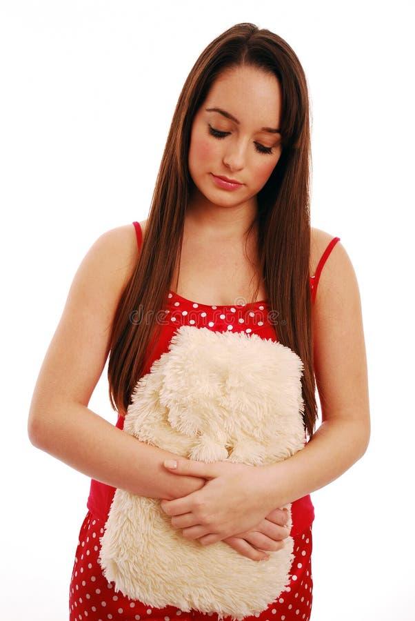 Download Tummy upset stock image. Image of unwell, menstrual, people - 15346019