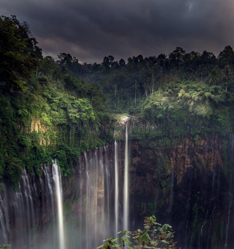 Coban Sewu Malang: Tumpak Sewu Thousand Waterfall Malang Lumajang East Java