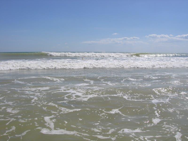 Tunísia - mar Mediterrâneo foto de stock royalty free