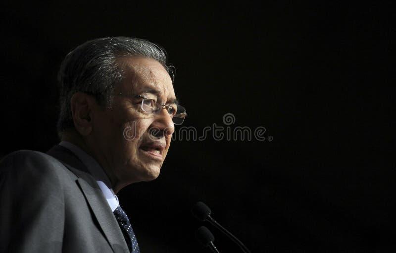 Tun Dr Mahathir Mohamad photos stock