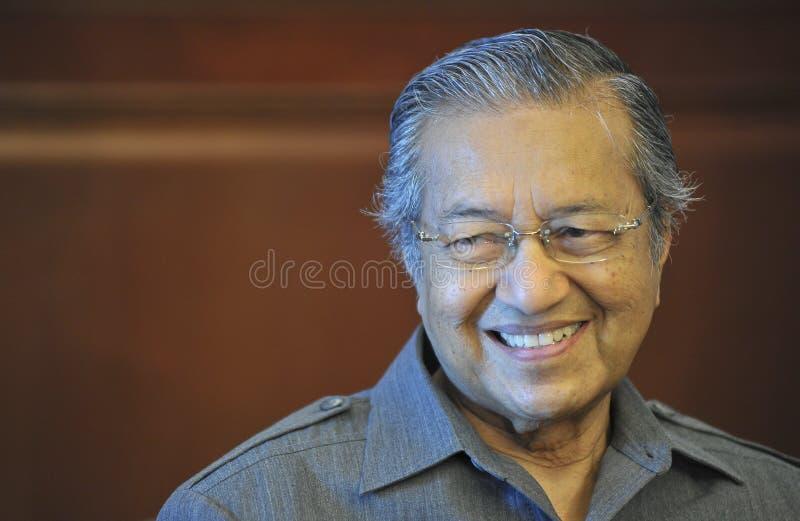 Tun Dr Mahathir Mohamad photos libres de droits