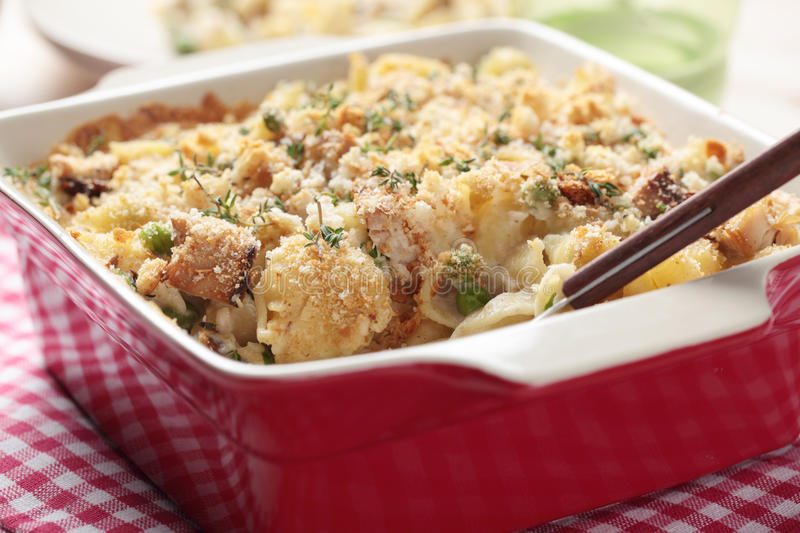 Download Tuna casserole stock image. Image of lunch, dinner, tuna - 25320629