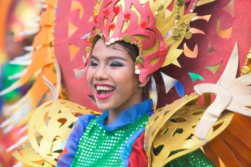 Tuna Festival en general Santos City, las Filipinas fotografía de archivo libre de regalías