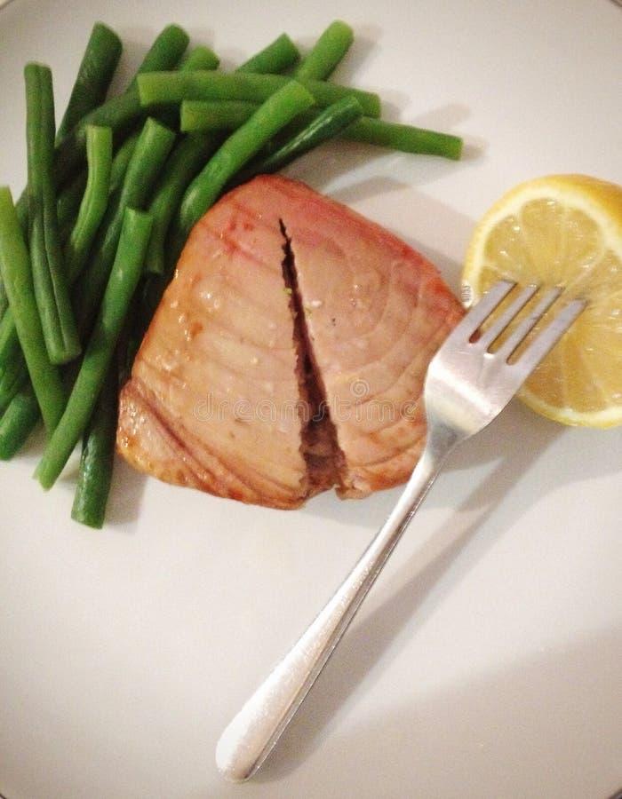 Tuna Filet fotos de stock