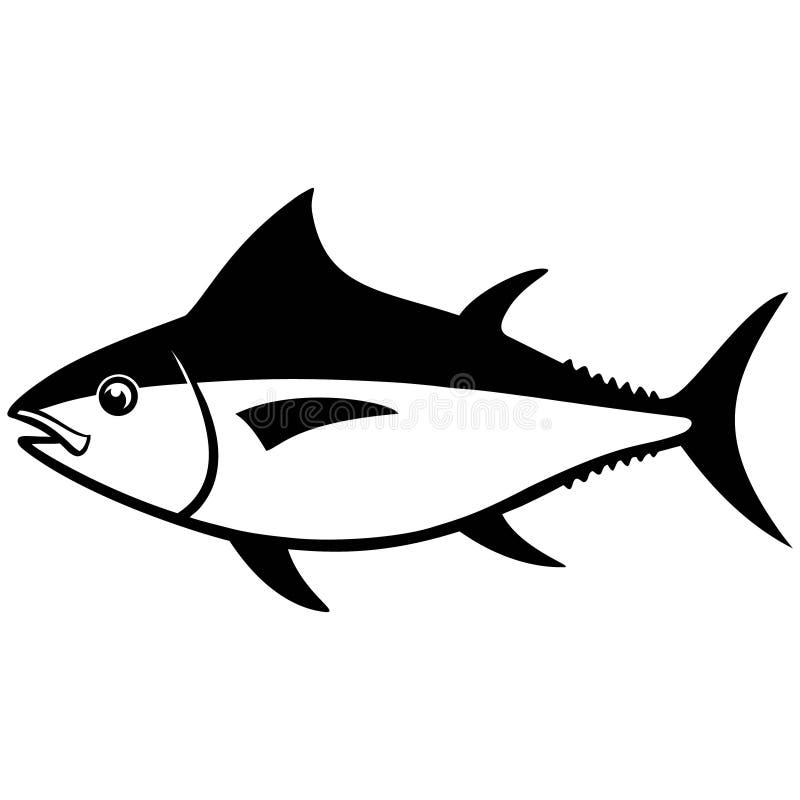 Tuna Fish illustration de vecteur