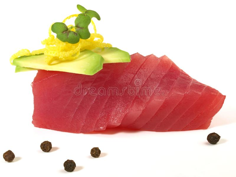 Tuna Fish Sashimi stock image
