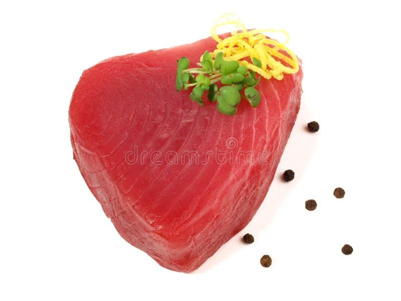 Tuna Fish Fillet stock photo