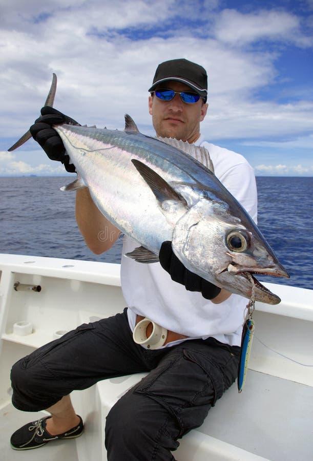 Tuna fish stock photo
