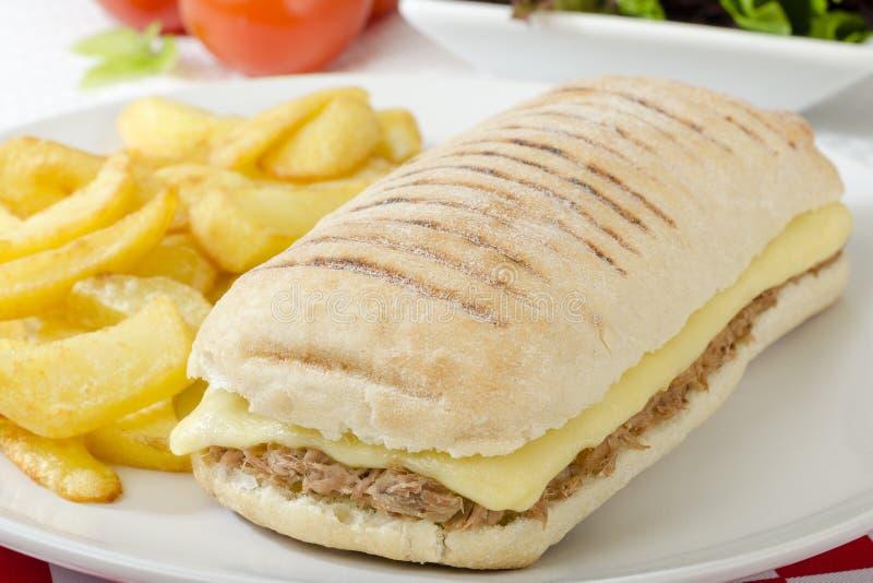 Download Tuna Melt stock photo. Image of delicatessen, melt, deli - 28662980