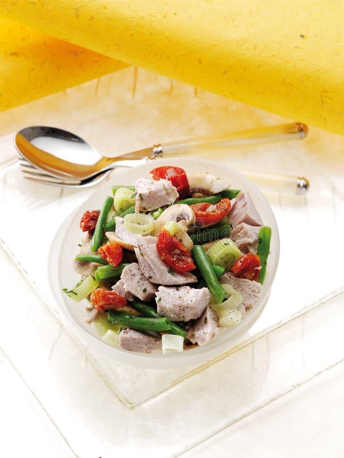 Download Tuna Salad stock photo. Image of kitchen, italian, chef - 31660066